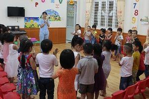 Hà Nội: Tăng cường công tác quản lý các cơ sở giáo dục mầm non ngoài công lập