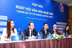 Những trải nghiệm không nên bỏ lỡ trong Ngày hội văn hóa Nhật Bản tại Hà Nội
