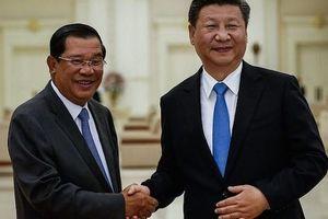 Ảnh hưởng của Trung Quốc đang bao trùm khu vực Đông Nam Á?