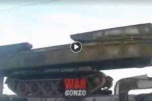 Thiết bị đặc biệt hỗ trợ dàn vũ khí quân đội Syria đã có mặt ở Idlib