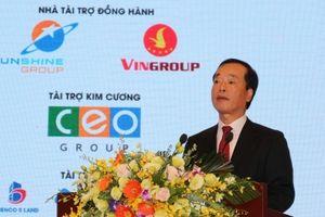 Bộ trưởng Phạm Hồng Hà: Kết nối quốc tế phát triển thị trường bất động sản