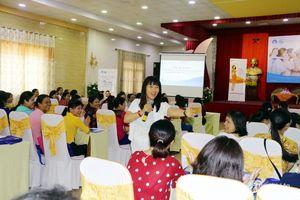 Chung tay vì sức khỏe sinh sản phụ nữ Việt Nam