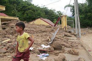 Kiệt quệ sau lũ lụt, Thanh Hóa kêu gọi 'nhường cơm sẻ áo' với người dân khó khăn