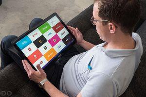 Máy tính bảng siêu lớn Samsung Galaxy View có thể sẽ được nâng cấp trong thời gian tới