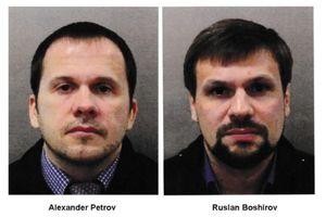 Anh công bố danh tính nghi phạm đầu độc cựu điệp viên Nga