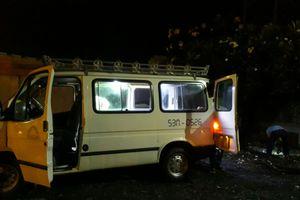 Thi thể phụ nữ chết trên xe taxi, gia đình vô thừa nhận