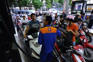 Xăng dầu đồng loạt tăng giá từ chiều ngày 6/9