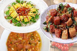 Những món ngon chế biến từ thịt hộp dành cho những ngày bận rộn