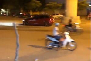 Phẫn nộ với tài xế Mazda 3 lượn lách, đánh võng, lao ngược chiều