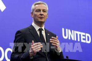 Pháp kêu gọi châu Âu áp thuế lên các 'đại gia' công nghệ Mỹ
