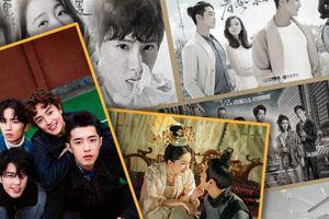 Điểm danh 10 bộ phim Hoa Ngữ có rating cao nhất khung giờ khuya 2018: Bất ngờ 'Vườn sao băng' vượt 'Phù Dao' đứng đầu BXH