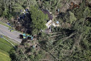 Nhật Bản: 1 người thiệt mạng, 32 người mất tích sau trận động đất làm tê liệt đảo Hokkaido