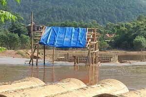 Hậu Lộc (Thanh Hóa): Ngang nhiên xây dựng Nhà máy nước khi chưa được UBND tỉnh cấp phép