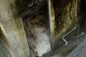 Ám ảnh chuyện học sinh nhịn tiểu, đại tiện vì nhà vệ sinh quá bẩn