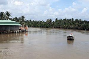 Bến Tre: Theo dõi chặt chẽ diễn biến mưa lũ