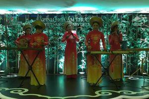 Tôn vinh 'Tinh hoa ẩm thực Việt'tại Hội chợ du lịch quốc tế TP. HCM 2018