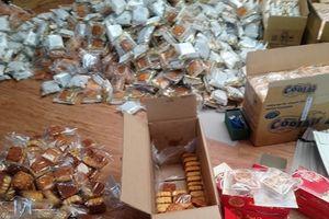 Cần Thơ: Phát hiện hơn 3.600 bánh trung thu không rõ nguồn gốc