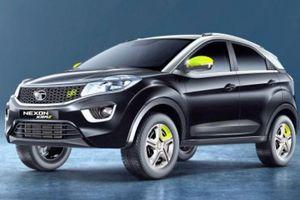 'Phát sốt' với xe cỡ nhỏ giá rẻ Tata Nexon Kraz giá chỉ 232 triệu đồng