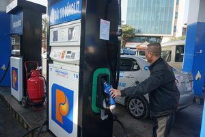 Giá xăng được điều chỉnh tăng 300 đồng/lít