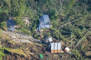 Động đất kinh hoàng rung chuyển miền bắc Nhật Bản