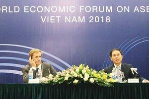 Việt Nam đã sẵn sàng cho Hội nghị WEF ASEAN 2018