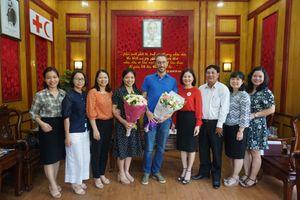 Một thập kỷ quan hệ hợp tác Hội Chữ thập đỏ Ý - Hội Chữ thập đỏ Việt Nam