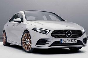 Mercedes A-Class Sedan Edition 1 2019 tạo điểm nhấn với nhiều chi tiết đồng Copper độc đáo