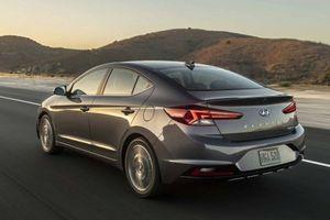 Sedan giá rẻ Hyundai Elantra 2019 chốt giá chỉ từ 418 triệu VNĐ