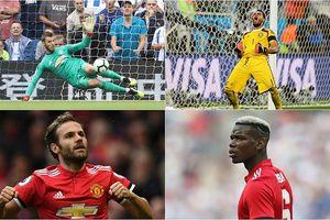 Danh sách cầu thủ MU dự vòng bảng Champions League: Có Pogba, Martial
