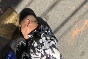 Cảnh sát đặc nhiệm truy đuổi 2 tên cướp túi xách của phụ nữ ở TP.HCM