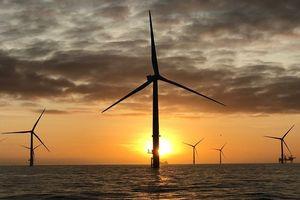Khánh thành nhà máy điện gió biển lớn nhất thế giới tại Anh