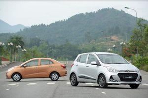Doanh số bán xe của Hyundai Thành Công sụt giảm