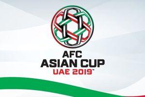 Lịch thi đấu của đội tuyển Việt Nam tại vòng chung kết Asian Cup 2019