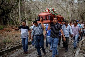 Cảnh sát Mexico phát hiện mộ tập thể với 166 sọ người