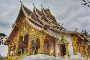 Đến Luang Prabang tìm lại hình dáng xưa nước Lào