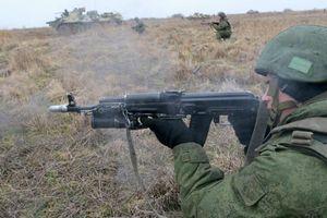 Ukraine tố Nga tập trận gây ra thảm họa này ở Crimea