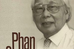 Ra mắt tuyển tập 'Phan Quang - 90 tuổi đời, 70 tuổi nghề'