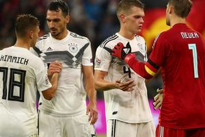 Nations League: Đức hòa nhà vô địch World Cup, Xứ Wales thăng hoa với Bale