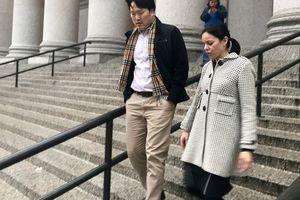 Hối lộ để bán công trình ở Việt Nam, cháu trai của ông Ban Ki-moon lãnh án tại Mỹ