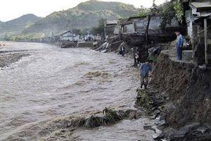 Lũ lụt tại Triều Tiên 76 người chết, hàng nghìn người mất nhà cửa