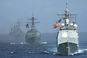 Hải quân Mỹ sẽ sớm 'hụt hơi' trong cuộc đua với Nga-Trung?