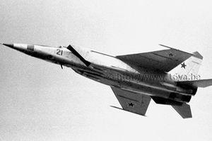 Nhìn lại cuộc đào tẩu thế kỷ của phi công Mig-25 Liên Xô