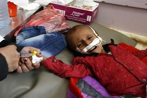 Chiến tranh liên miên, hàng triệu trẻ Yemen bị suy dinh dưỡng
