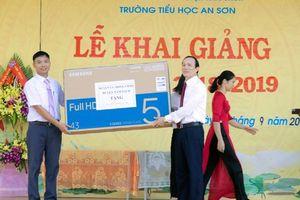 Trường Tiểu học An Sơn: Điểm sáng ngành giáo dục huyện Nam Sách, tỉnh Hải Dương