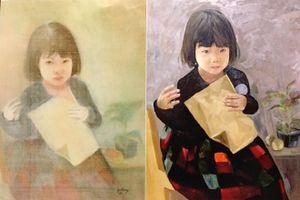 Đấu giá bức tranh sơn dầu 'Con gái nhà văn Dương Thu Hương': Ai là chủ nhân?