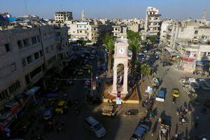 Mỹ tuyên bố có bằng chứng Syria sản xuất vũ khí hóa học tại Idlib