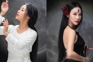 Vợ ca sĩ Việt Hoàn bất ngờ cover nhạc phim 'Diên Hy công lược'
