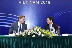 Giám đốc khu vực châu Á - TBD của WEF: Ấn tượng với kinh tế Việt Nam