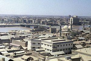 Tấn công bằng đạn cối gần đại sứ quán Mỹ ở Iraq