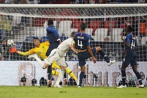 Nhờ sự xuất sắc của Areola, ĐKVĐ Pháp may mắn có điểm trước Đức